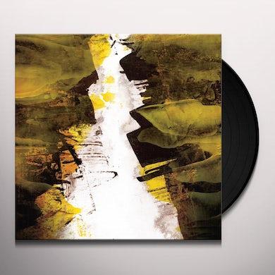 Eroded Vinyl Record