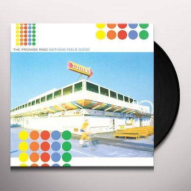 Promise Ring NOTHING FEELS GOOD Vinyl Record