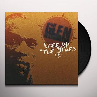 Glen Washington FREE UP THE VIBES Vinyl Record