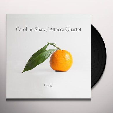CAROLINE SHAW: ORANGE Vinyl Record