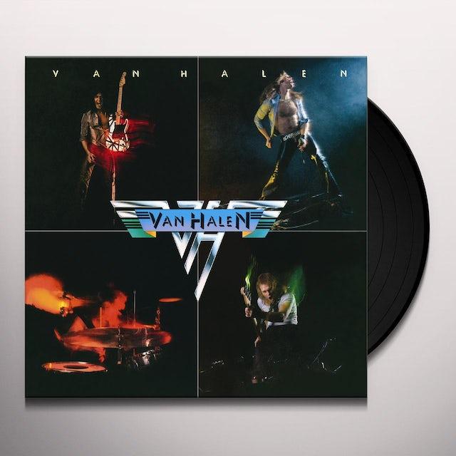 Van Halen Vinyl Record - 180 Gram Pressing