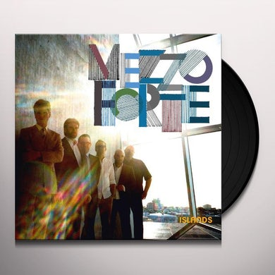 Mezzoforte ISLANDS Vinyl Record