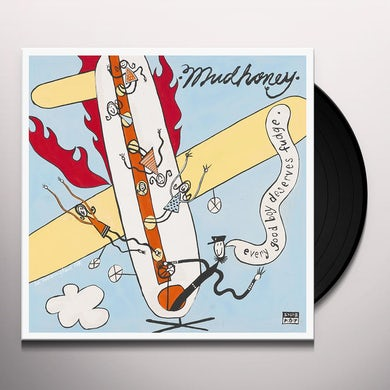 Every Good Boy Deserves Fudge (30 Th Anni Vinyl Record