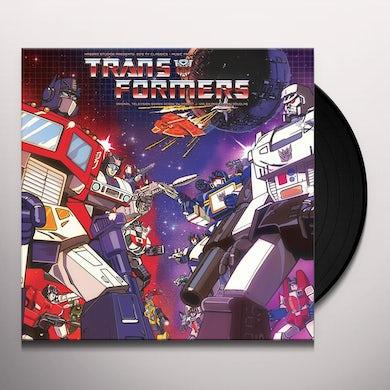 Robert J. Walsh / Johnny Douglas '80S TV CLASSICS: MUSIC FROM THE TRANSFORMERS Vinyl Record