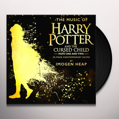 Imogen Heap MUSIC OF HARRY POTTER & THE CURSED CHILD IN FOUR CONTEMPORARY SUITES (2LP/180G) Vinyl Record
