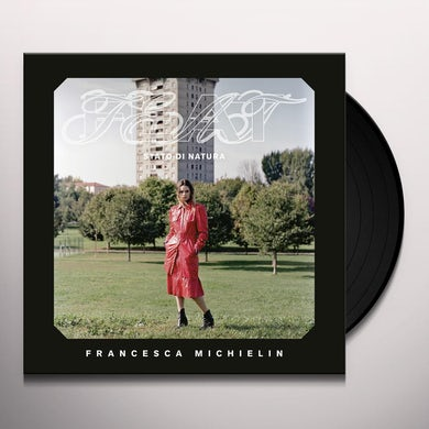 Francesca Michielin FEAT (STATO DI NATURA) Vinyl Record