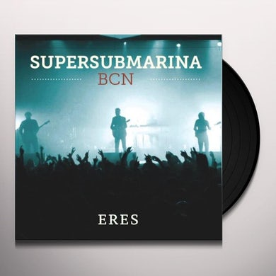 Supersubmarina BCN DIRECTO BARCELONA 30/01/2014 Vinyl Record