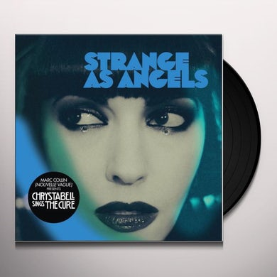 Strange As Angels CHRYSTABELL SINGS THE CURE Vinyl Record