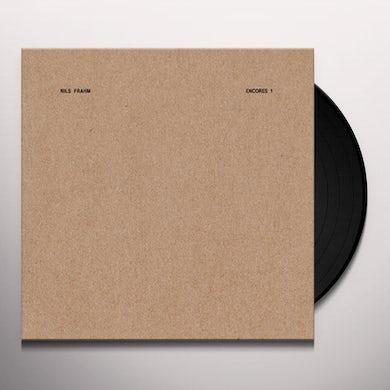 Nils Frahm ENCORES 1 Vinyl Record