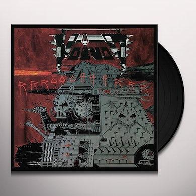 Voivod RRROOOAAARRR Vinyl Record