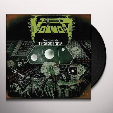 Voivod KILLING TECHNOLOGY Vinyl Record