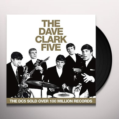 Dave Five Clark ALL THE HITS Vinyl Record