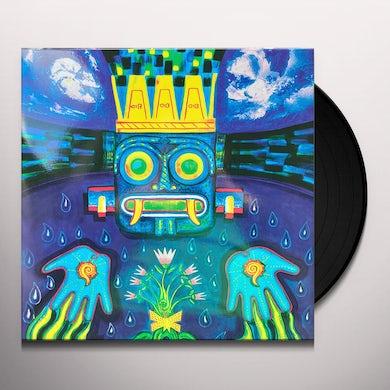 Santana BLESSINGS & MIRACLES Vinyl Record