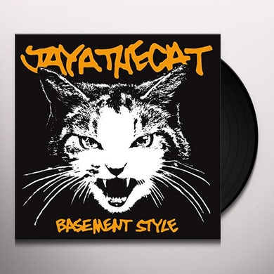 Jaya The Cat BASEMENT STYLE Vinyl Record