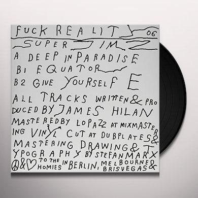Super Jim Z FUCK REALITY 06 Vinyl Record