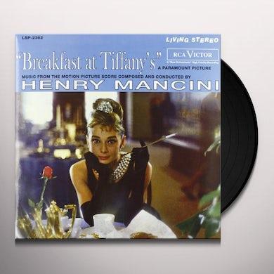 Breakfast At Tiffany'S / O.S.T.  BREAKFAST AT TIFFANY'S / Original Soundtrack Vinyl Record
