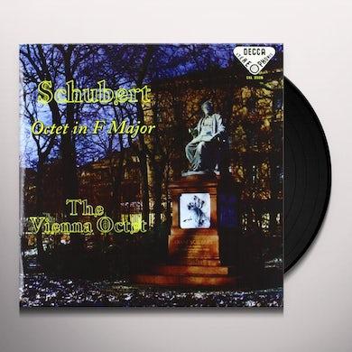 Schubert / Vienna Octet / Boskovsky OCTET IN F MAJOR Vinyl Record