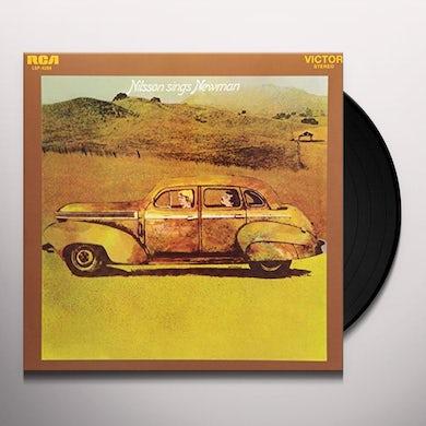 Harry Nilsson  NILSSON SINGS NEWMAN Vinyl Record