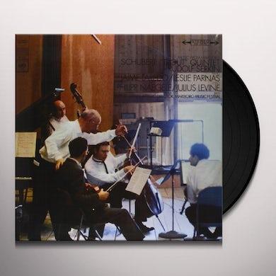 Rudolf Serkin SCHUBERT: TROUT QUINTET Vinyl Record