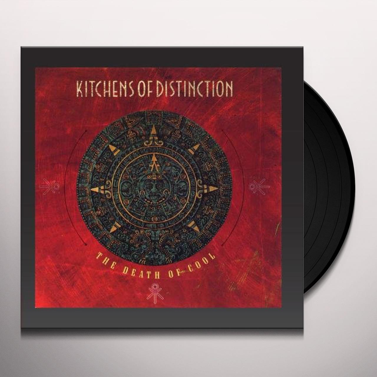 Kitchens Of Distinction DEATH OF COOL Vinyl Record