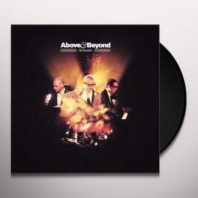 Above & Beyond ACOUSTIC Vinyl Record