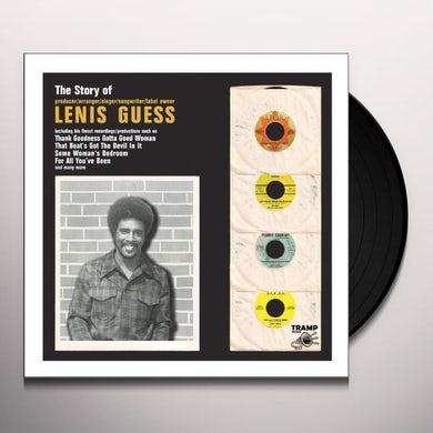 STORY OF LENIS GUESS / VARIOUS Vinyl Record