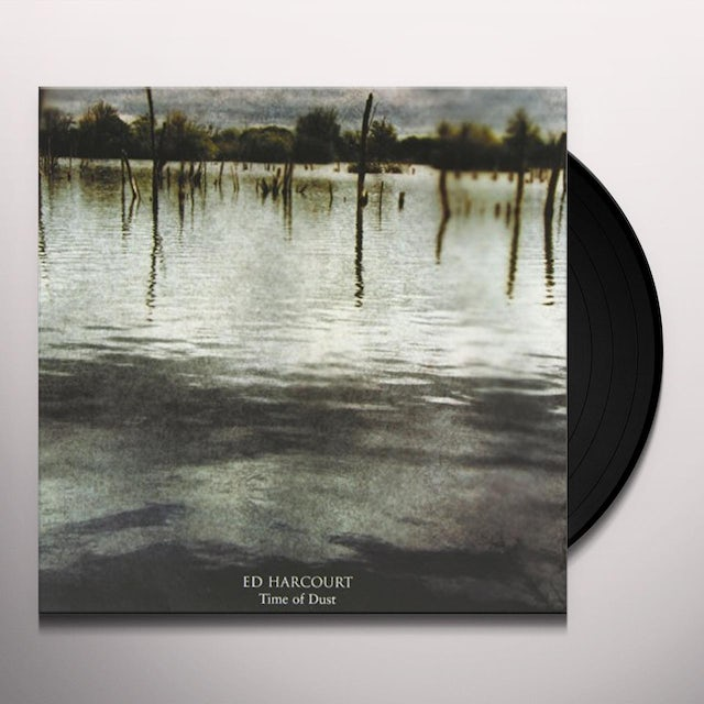 Ed Harcourt TIME OF DUST Vinyl Record