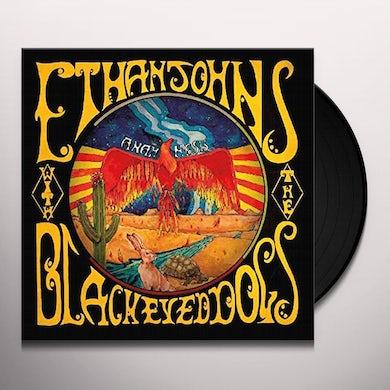 Ethan Johns ANAMNESIS Vinyl Record