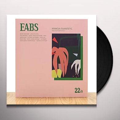 Eabs KRAKSA / SVANTETIC FEAT TENDERLONIOUS Vinyl Record