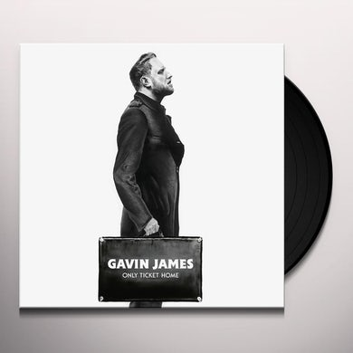 Gavin James ONLY TICKET HOME Vinyl Record