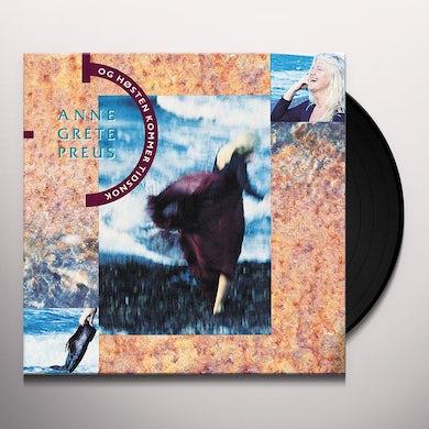 Anne Grete Preus OG HOSTEN KOMMER TIDSNOK Vinyl Record