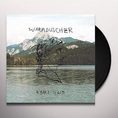 Warmduscher KHAKI TEARS Vinyl Record