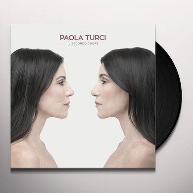 Paola Turci IL SECONDO CUORE Vinyl Record