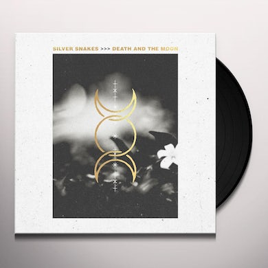 Silver Snakes DEATH AND THE MOON Vinyl Record