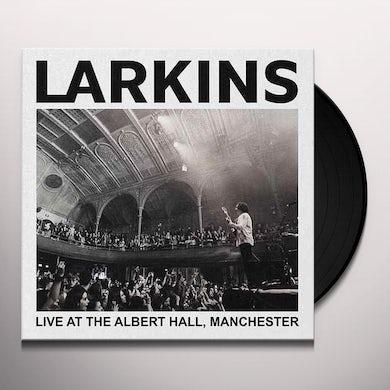 Larkins LIVE AT THE ALBERT HALL MANCHESTER Vinyl Record