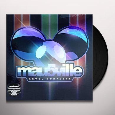 Deadmau5 MAU5VILLE: LEVEL COMPLETE Vinyl Record