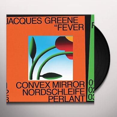 Jacques Greene FEVER Vinyl Record