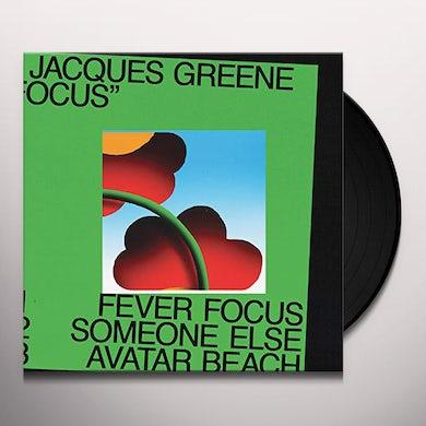 Jacques Greene FOCUS Vinyl Record