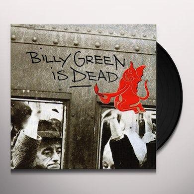 Jehst BILLY GREEN IS DEAD Vinyl Record