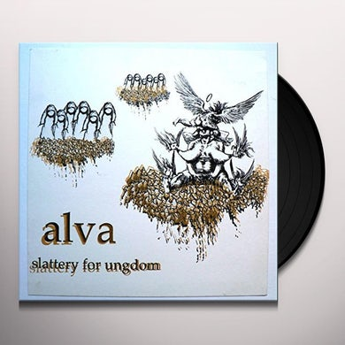 Alva SLATTERY FOR UNGDOM Vinyl Record