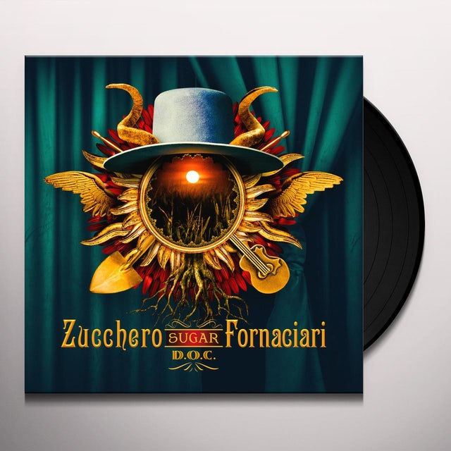 Zucchero D.O.C. Vinyl Record