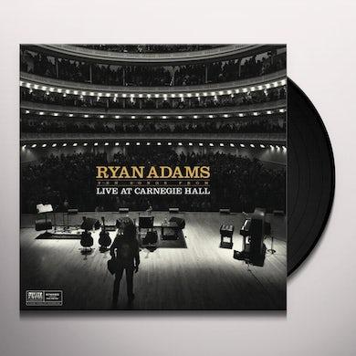 Ryan Adams Ten Songs From Live At Carnegie Hall (LP) Vinyl Record