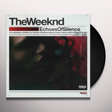 The Weeknd Echos of Silence Vinyl Record