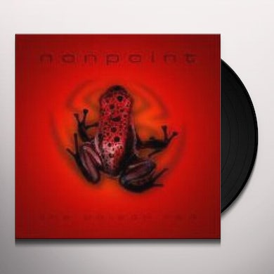 Nonpoint POISON RED Vinyl Record