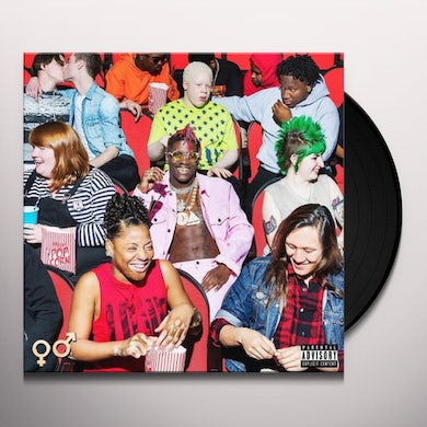 Lil Yachty TEENAGE EMOTIONS Vinyl Record