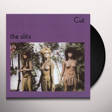 Slits CUT Vinyl Record