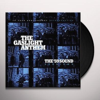 The Gaslight Anthem 59 SOUND SESSIONS Vinyl Record