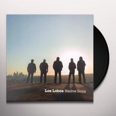 Los Lobos Native Sons Vinyl Record