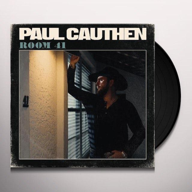 Paul Cauthen ROOM 41 Vinyl Record