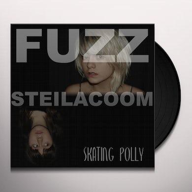 SKATING POLLY FUZZ STEILACOOM Vinyl Record